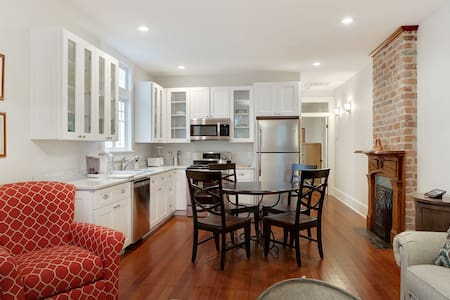 Historic Bywater Craftsman - New Orleans - Apartment