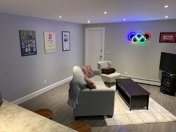 Olympic-Themed Suite in Central Kingston
