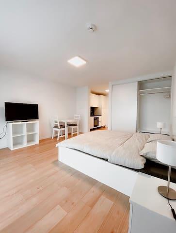 City Apartment - Weil am Rhein - Dreiländereck
