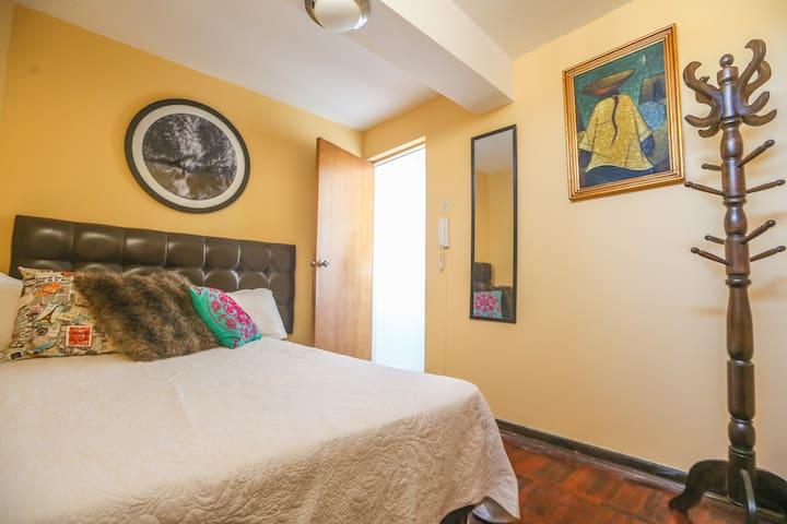 Habitación con Gran Vista en Miraflores - Lima - Apartamento