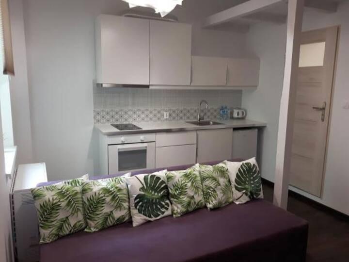 Apartament Trzynaście i Pół