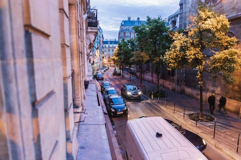 Appartement cosy 11ème Parmentier-République