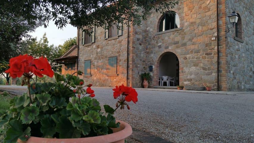 """Casa vacanze """"La Baldacchina"""" - Cortona - Dom"""