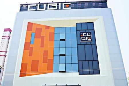 Cubic Pratunam - Bangkok