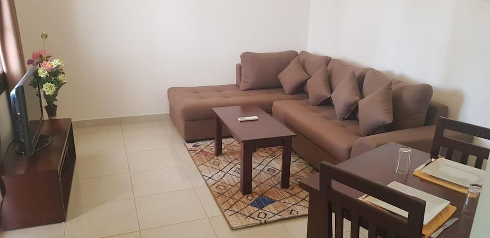 simple apartment in the center of Sharm &serves