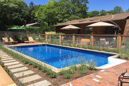Sag Harbor Serenity, Heated Pool - Sag Harbor - Haus