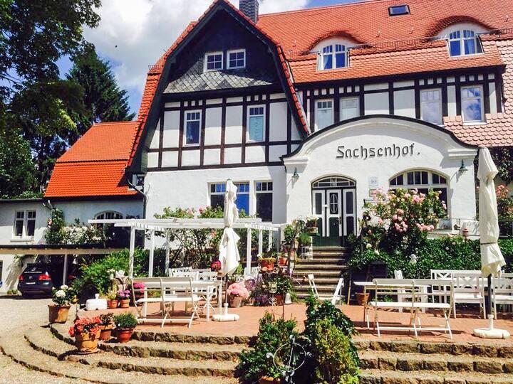 Romantisches Ferienzimmer Sachsenhof 8