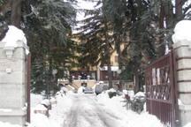 Frejus Palace,coeur de Bardonecchia