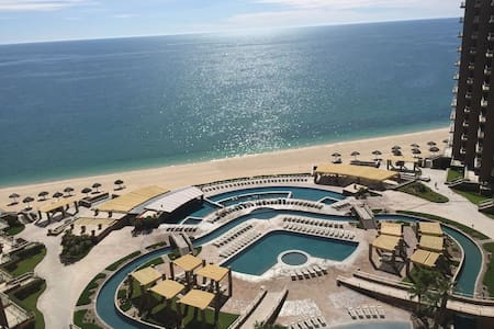 Las Palomas - Beautiful 1 Bedroom Condo  Oceanview