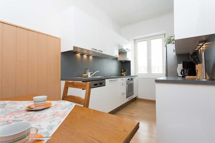 City Center Apartment - Free Wifi unlimited