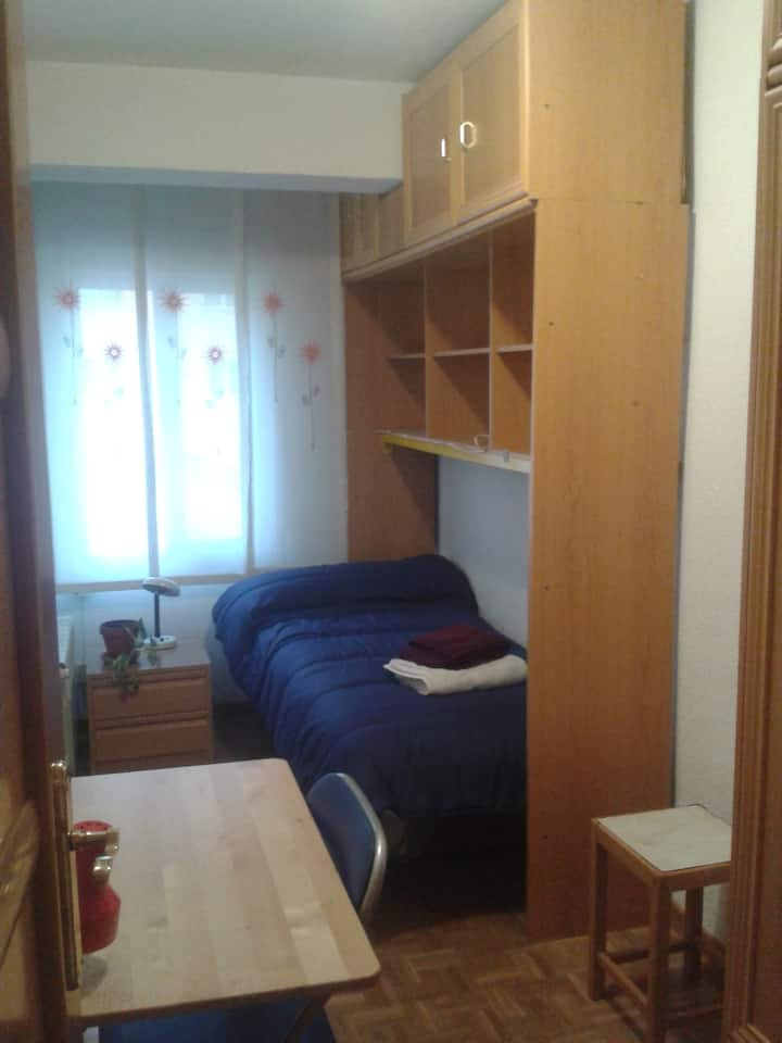 Room in Santiago Bernabéu's area
