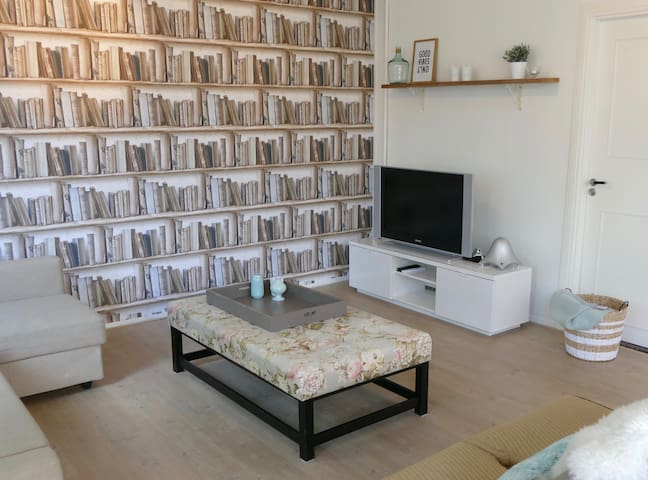 Luxe short-stay appartement (100m2) in Oosterbeek