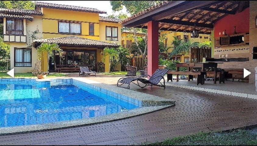 Casa em Cond no Complexo Hoteleiro Costa do Sauipe