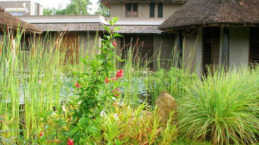 Villa GREENBELT, dans un écrin de verdure - Bommayapalayam - Дом