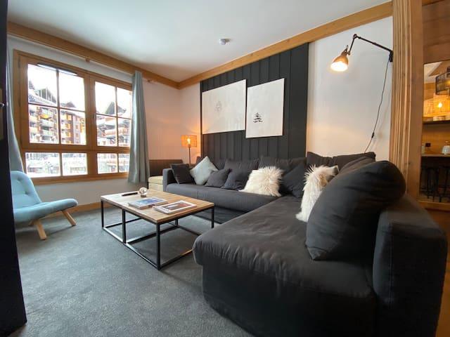 Charmant appartement pour 4 à 6 personnes