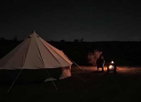 Namioty Mannum Mallee to wyjątkowe doświadczenie.