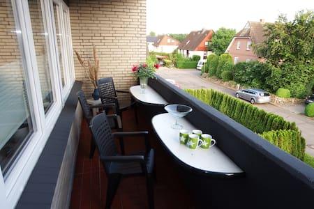 """Ferienwohnung """"Steuerbord"""" - Schlei- Idyll - Maasholm - Wohnung"""