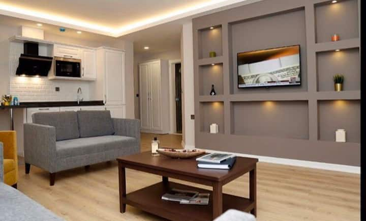 Luxurious Serviced Apartment