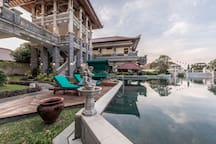Villa BALI CASTLE - The only Villa Resort in Bali.