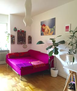 Cosy apt close to beach and city! - Malmö - Apartment