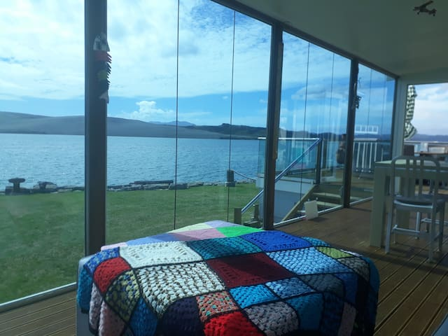 The best deck view in Aotea !!