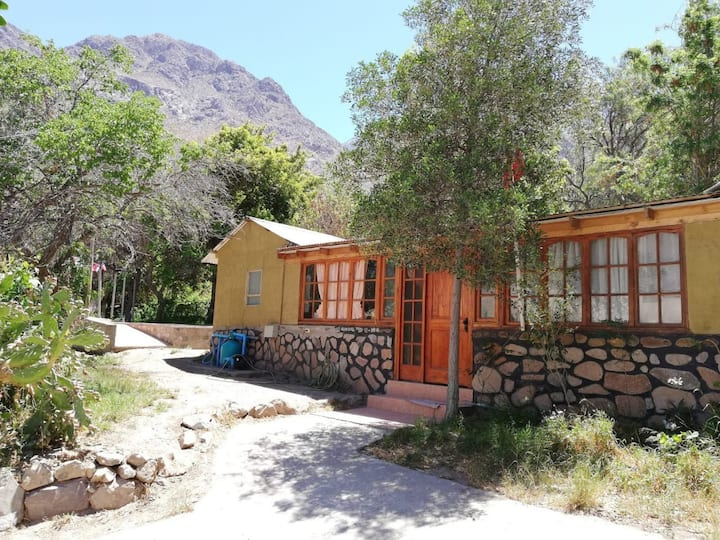 Valle del Elqui - Casa de Campo con piscina