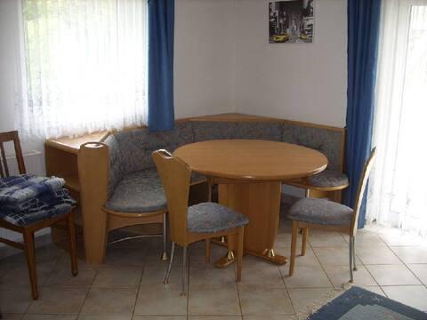 Haus Eichhölzle, (Münsingen), Fewo Eichhölzle 1, 90qm, 2 Schlafzimmer