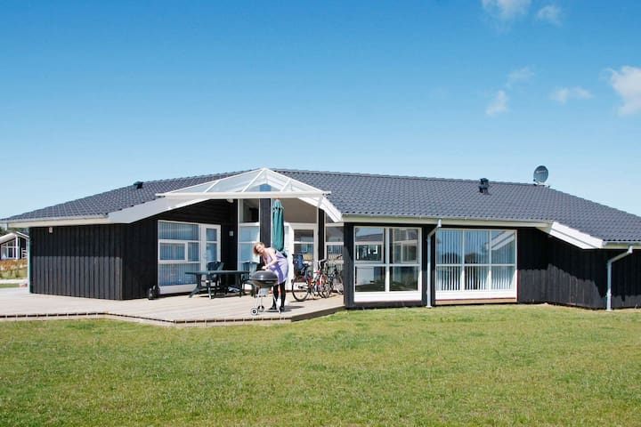 Ideal Holiday Home in Rudkøbing Denmark with Whirlpool