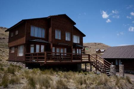 Motswale (10 Sleeper) at Afriski Mountain Resort