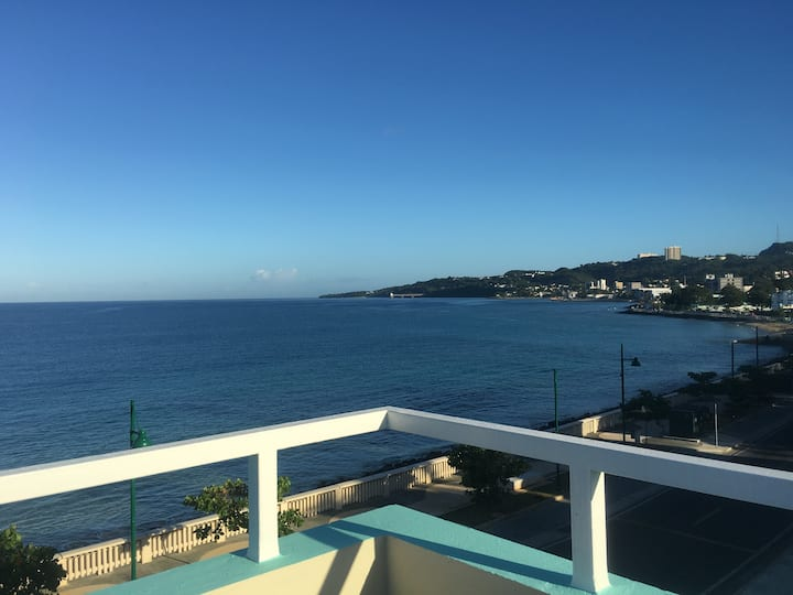 Closest to the Beach in Aguadilla - WiFi 250MB