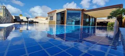 Villa Loba with private pool