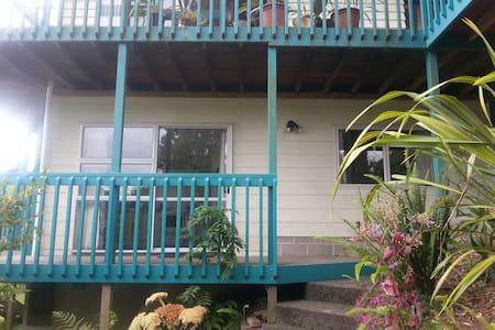 Matauwhi Bay Garden Apartment - Appartement