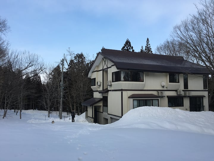 Myoko Woodland Lodge