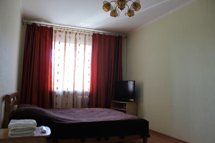Квартира в центре - пр. Обводный, Архангельск