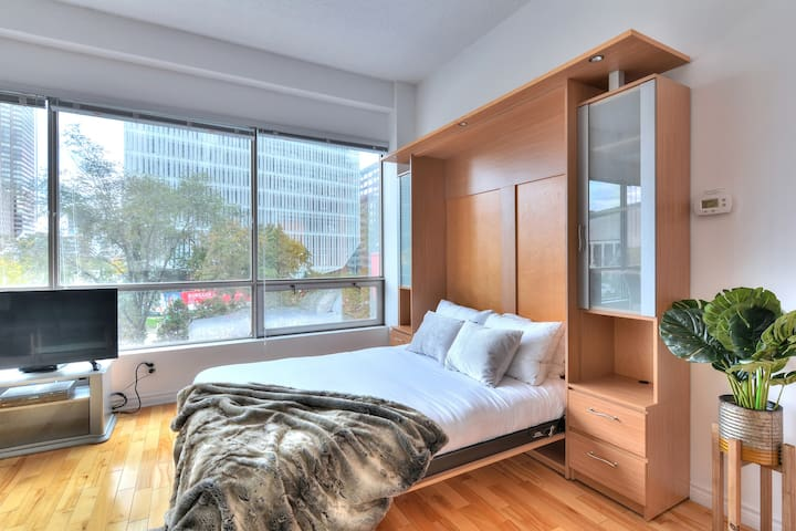 Top Location Studio Place-des-Arts/Downtown 3