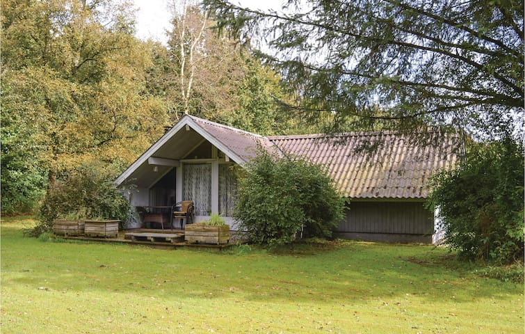 Holiday cottage with 2 bedrooms on 59m² in Toftlund