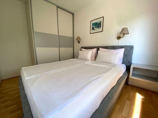 Vila Kosor Spring - Bedroom