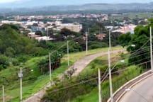 Vista da Sacada Loft 66