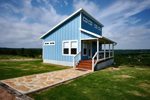 The Blue Casita at Caballo Creek Ranch