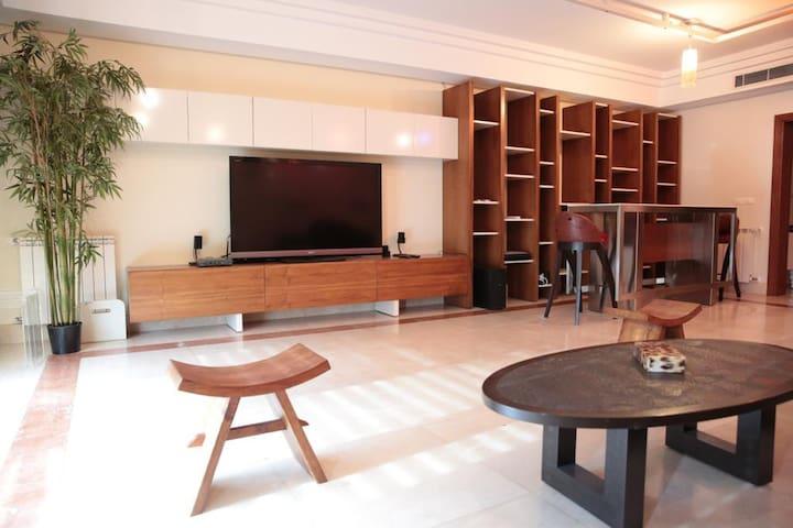 50% ⭐ Luxus im Zentrum von Beirut