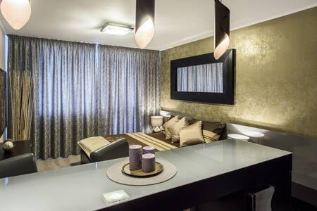 LUXURY APARTMENT JANA, FREE WIFI, BALCONY - 斯特拉瓦(Ostrava) - 公寓