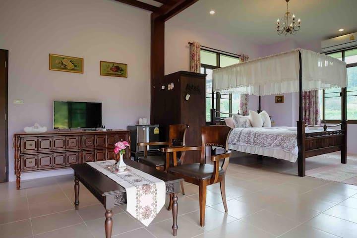 Chailai Grace, Chiang Dao ( First Lady Villa )