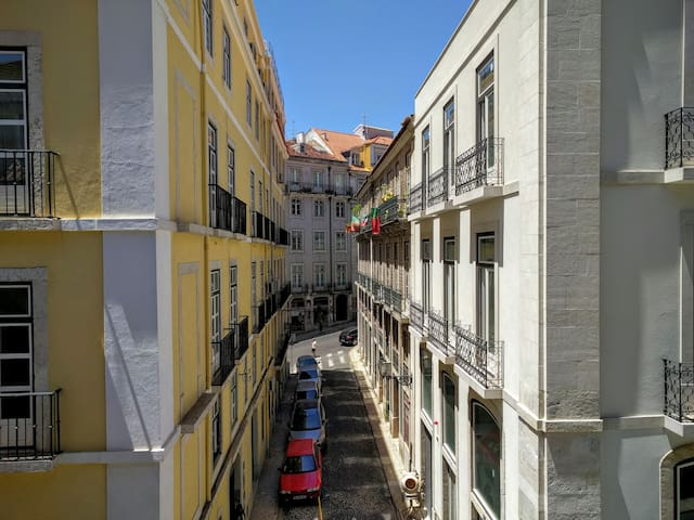 Central, 18th-century flat - Lisboa - Byt