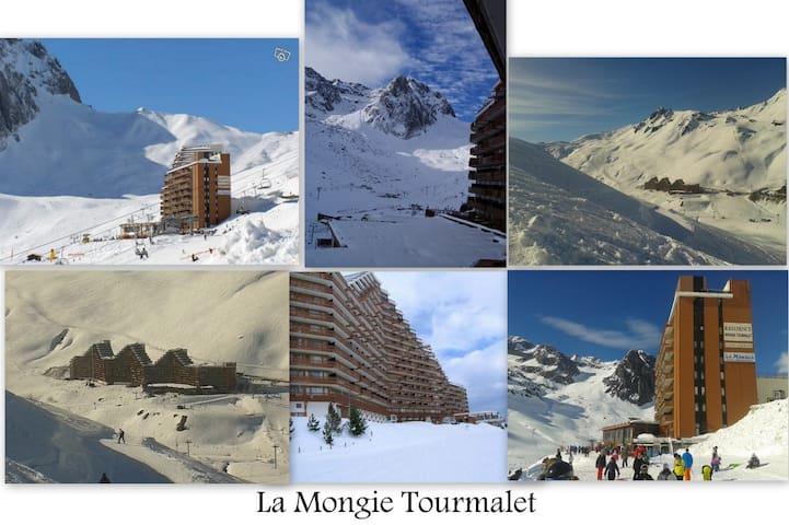La Mongie 1 ou 2 APT au cœur des Hautes Pyrénées