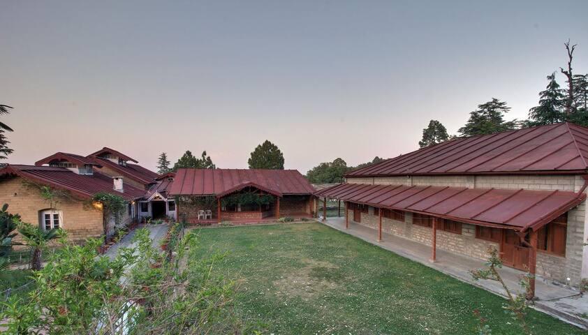 Elegant Rooms in Ranikhet