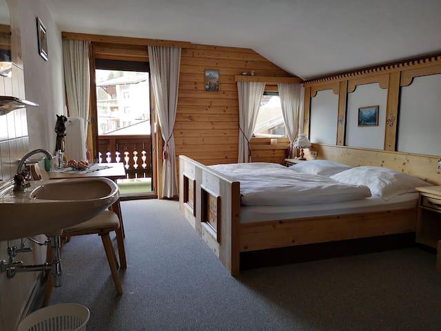Biobauernhof mit Privatzimmer 300m zum Skilift I
