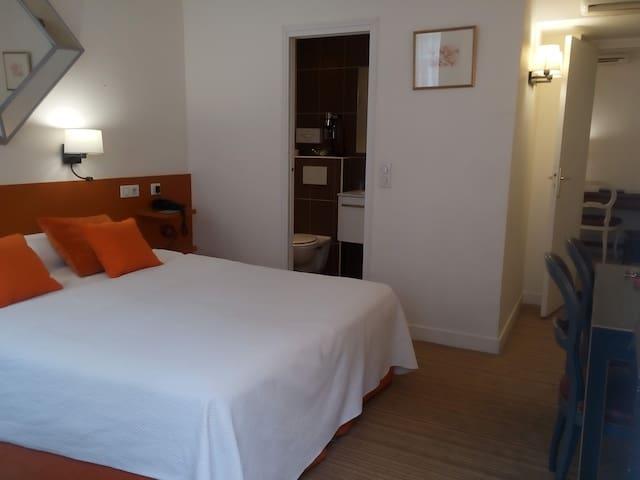 2 chambres Double Adjacentes, hôtel à la Madeleine - 巴黎 - 精品飯店
