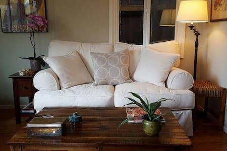 Quintessential Cozy Fairfax  Home - Fairfax - Ev