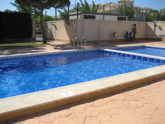 Adults pool