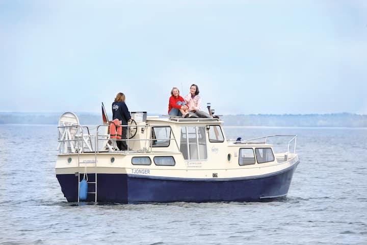 Budget Hausboot Tjonger